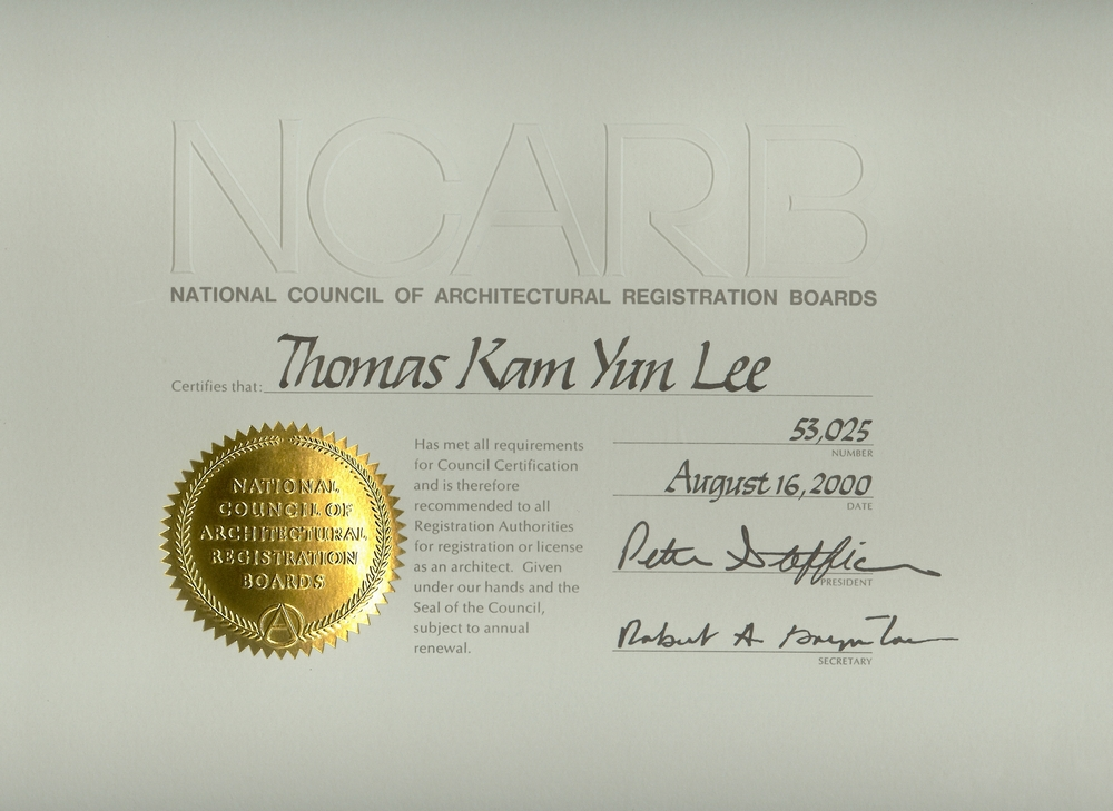 The gallery for design board architecture for Ncarb